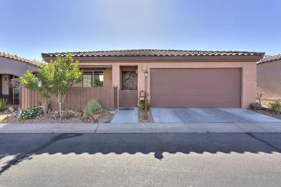 Sahuarita Single Family Home For Sale: 15865 S Ave Puente Del Pueblo