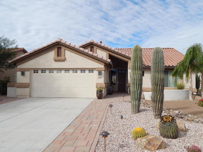 Green Valley AZ Single Family Home Active Contingent: $232,900