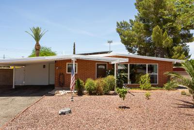 Tucson Single Family Home For Sale: 2510 S Calle Cordova