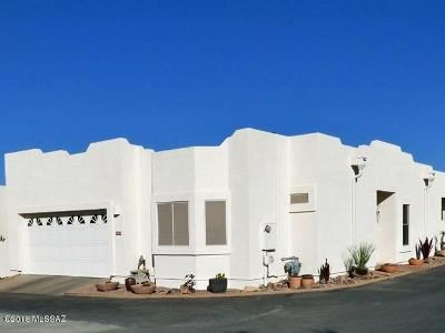 Tucson Single Family Home For Sale: 2816 S Full Moon Drive