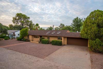 Tucson Single Family Home For Sale: 4042 E Whittier Street