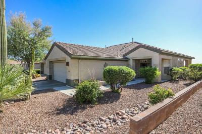 Marana Townhouse Active Contingent: 5372 W Tearblanket Place
