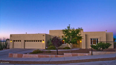 Tucson Single Family Home For Sale: 2936 W Encelia Court