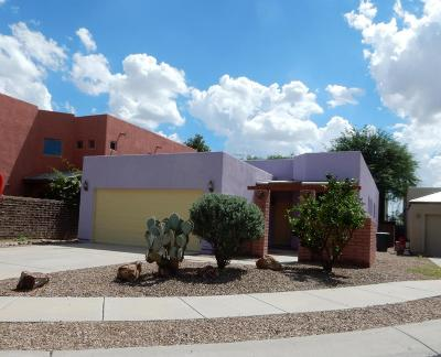 Tucson Single Family Home For Sale: 1402 E English Ivy Court