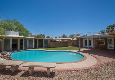 Tucson Single Family Home Active Contingent: 3911 E Alta Vista Street