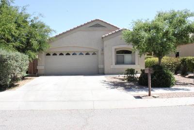 Tucson Single Family Home For Sale: 10434 E Rose Hill Street