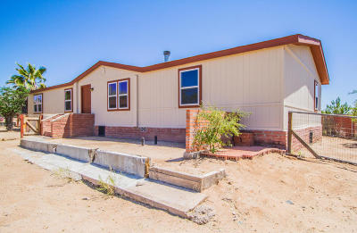 Manufactured Home For Sale: 14480 W Black Sheep Lane