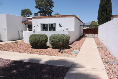 Tucson Townhouse For Sale: 6541 E Golf Links Road