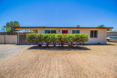 Tucson Single Family Home For Sale: 7734 E Pecan Street
