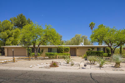 Tucson Single Family Home For Sale: 3414 N Calle De Beso