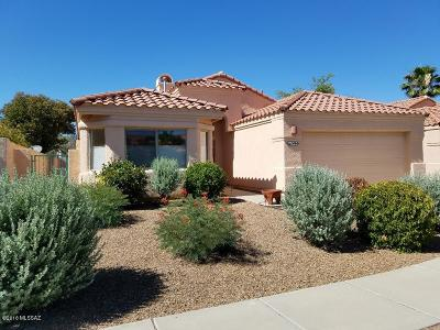 Tucson Single Family Home For Sale: 1494 W Sand Pebble Drive