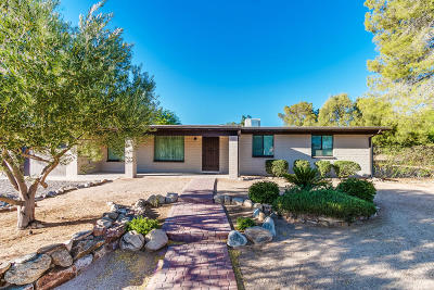Tucson Single Family Home For Sale: 948 W Pine Street