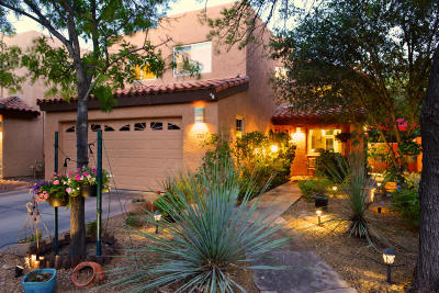 Tucson Single Family Home For Sale: 3276 N White Heather Place