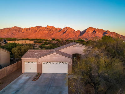 Tucson Single Family Home For Sale: 11672 N Crescendo Drive