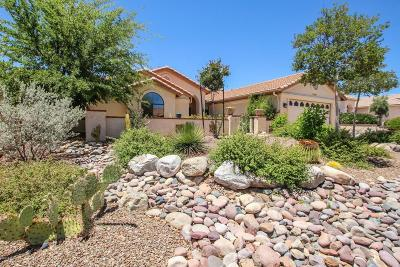 Tucson Single Family Home For Sale: 37320 S Golf Course Drive