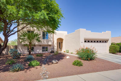 Oro Valley Single Family Home For Sale: 11825 N Cassiopeia Drive