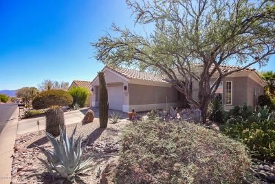 Marana Single Family Home Active Contingent: 13043 N Sunrise Canyon Lane