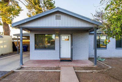 Single Family Home For Sale: 4361 E 15th Street