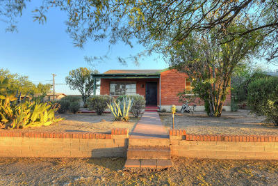 Tucson Single Family Home For Sale: 1048 E Waverly Street