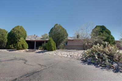 Tucson Single Family Home For Sale: 4861 E Camino La Brinca