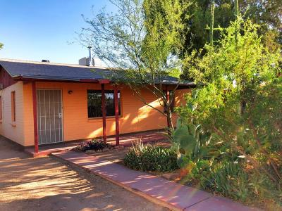Tucson Single Family Home Active Contingent: 2208 E 17th Street