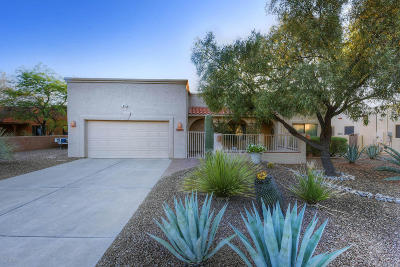 Tucson Single Family Home For Sale: 8691 N Maya Court