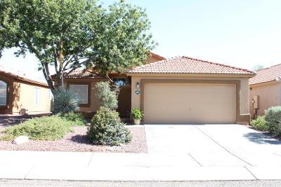Tucson Single Family Home For Sale: 3641 W Camino De Caliope
