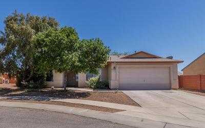 Tucson Single Family Home For Sale: 10264 E Canyon Meadow Drive