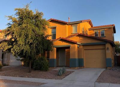Tucson Single Family Home For Sale: 4258 E River Falls Drive