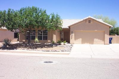 Tucson Single Family Home For Sale: 9971 E Paseo San Bruno