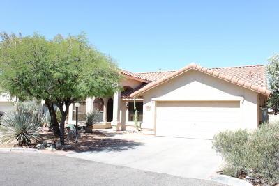 Tucson Single Family Home For Sale: 2490 W Fostoria Place