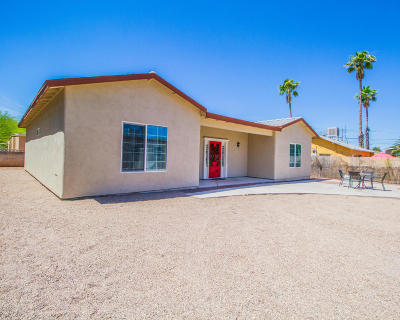 Tucson Single Family Home For Sale: 3516 E 2nd Street