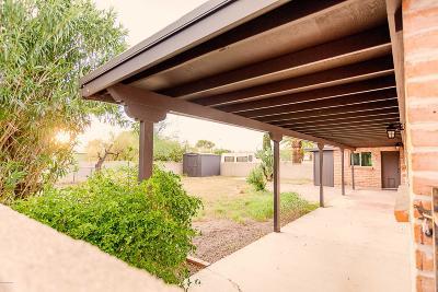 Tucson Single Family Home For Sale: 737 N Alamo Avenue