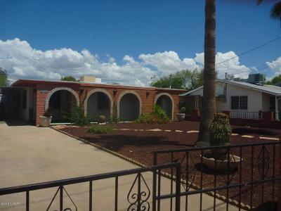 Tucson Single Family Home For Sale: 812 N Desert Avenue