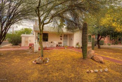 Tucson Single Family Home For Sale: 2801 E Helen Street