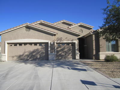 Tucson Single Family Home Active Contingent: 3703 S Desert Motif Road