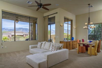 Oro Valley Single Family Home For Sale: 971 W Lone Mesquite Drive