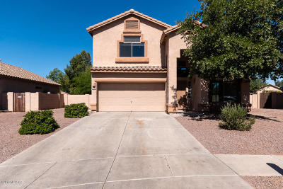 Cortaro Crossing Blks I-Ii (1-119), Cortaro Ranch (1-297), Cortaro Ridge (1-124) Single Family Home For Sale: 5739 W Shady Grove Drive