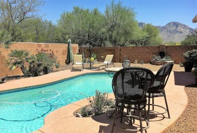 Oro Valley Single Family Home For Sale: 12278 N New Dawn Avenue