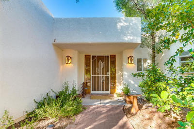 Tucson Single Family Home Active Contingent: 6664 N Paddock Place