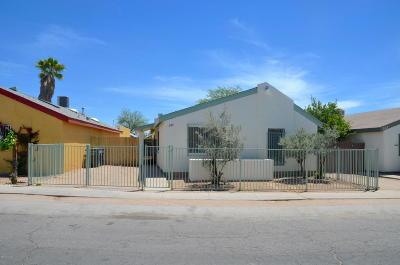 Tucson Single Family Home Active Contingent: 237 W Melridge Street