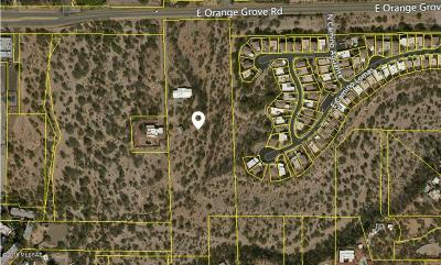 Tucson Residential Lots & Land For Sale: 120 E Orange Grove Road