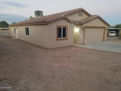 Tucson Single Family Home For Sale: 1319 S 11th Avenue