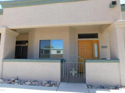 Townhouse For Sale: 5786 W Treasure Point Place
