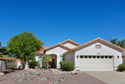 Saddlebrooke Single Family Home Active Contingent: 37980 S Mountain Site Drive