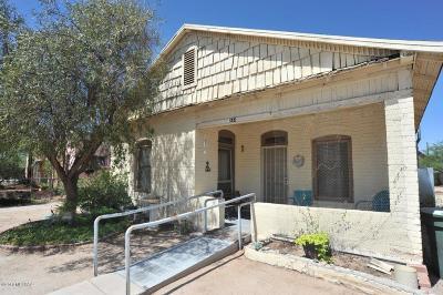 Tucson AZ Single Family Home For Sale: $287,000