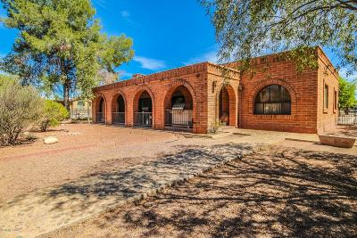 Tucson Residential Income For Sale: 3322 E Greenlee Road