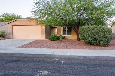 Tucson Single Family Home For Sale: 8756 N Golden Moon Way