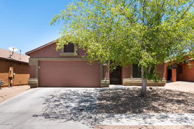 Tucson Single Family Home Active Contingent: 2369 E Calle Sierra Del Manantial