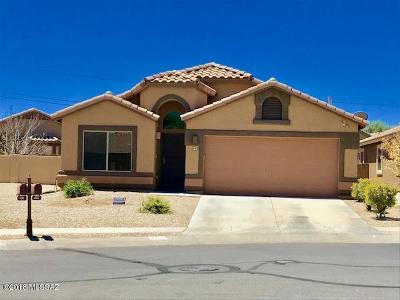 Single Family Home For Sale: 445 W Calle Patio Lindo